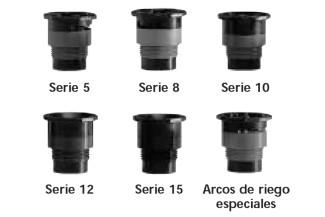 TORO BOQUILLA DIFUSOR MPR 120º 15 T 89-1413