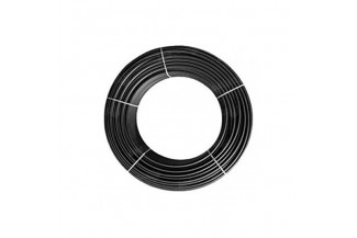 Tubo goteo 16mm negro (Rollo 25mts)