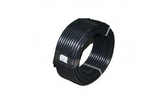Tubo goteo 16mm negro (Rollo 100mts)