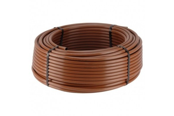 Microtubo 3x5mm Tech-Line Marrón (Rollo de 100mts)