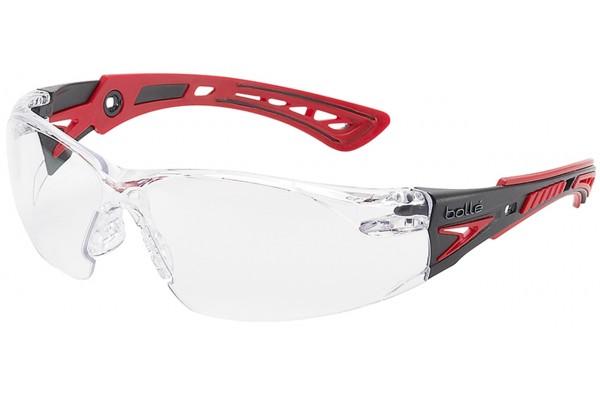 Gafas de protección RUSH Incoloras