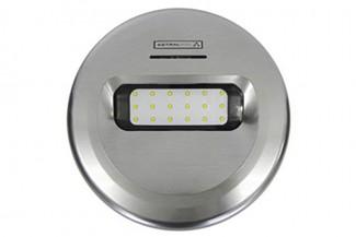 ASTRAL PROYECTOR LumiPlus DESIGN - RGB - INOX EFFECT