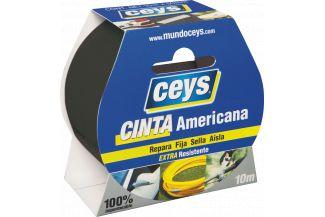 CEYS TACKCEYS C.AMERICANA NEGRO 10MX50MM