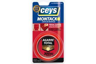 CEYS MONTACK EXPRESS CINTA BL.2.5X19M