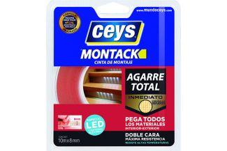 CEYS MONTACK EXPRESS CINTA LED D/CARA