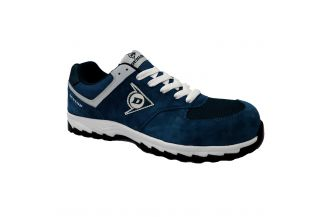 DUNLOP ZAPATO FLYING ARROW NAVY S3 T-42