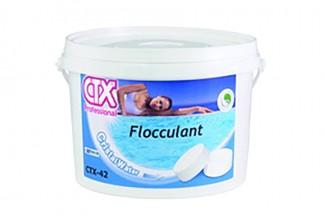 CTX-42 FLOCULANTE EN TABLETAS 100GR 5KG