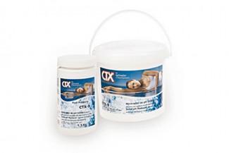 CTX-09 MINORADOR pH SÓLIDO PARA PISCINAS CON ELECTROCLORADOR 8KG